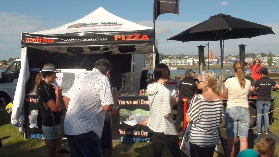 Event Catering Festival in Devonport Tasmania