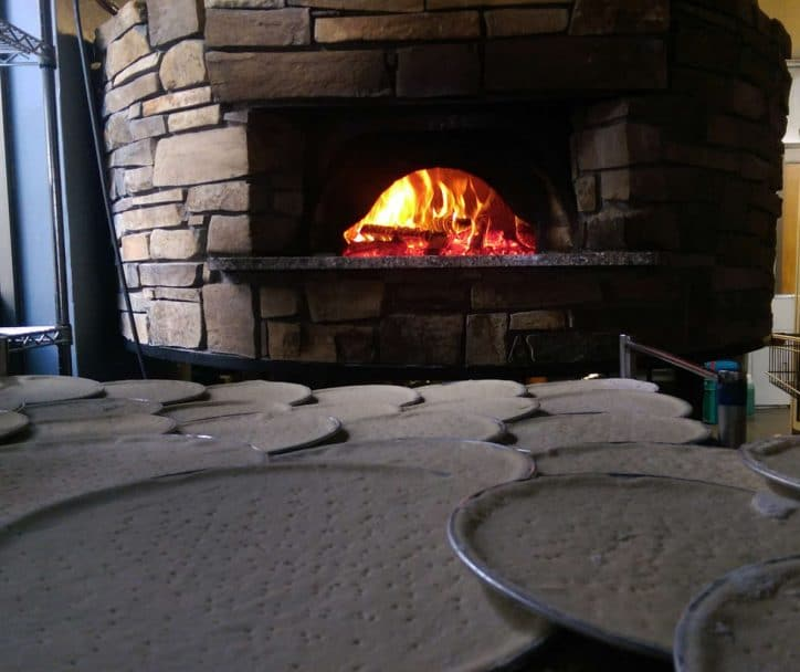Our Shop Pizza Oven