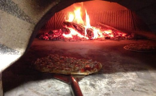 Wood-fired Catering Oven